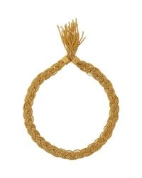 Aurelie Bidermann - Brown Miki Necklace - Lyst