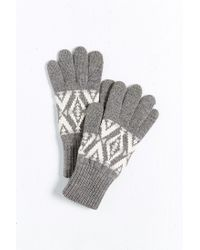 Pendleton - Brown Pacific Crest Texting Glove for Men - Lyst