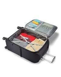 "Samsonite | Black Spin Tech 2.0 25"" Hardside Spinner Suitcase, Only At Macy's for Men | Lyst"