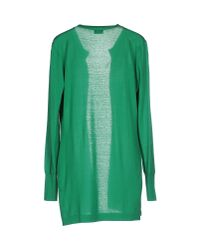 Snobby Sheep | Green Cardigan | Lyst