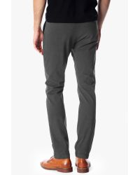 7 For All Mankind Gray Luxe Performance Sateen: The Chino for men