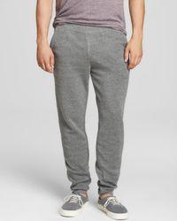 Alternative Apparel - Gray Pe Pants for Men - Lyst