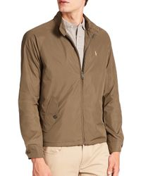 Polo Ralph Lauren | Green Packable Barracuda Jacket for Men | Lyst