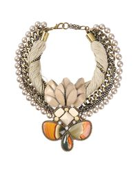 Beavaldes | Natural Necklace | Lyst