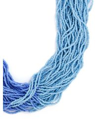 BaubleBar - Blue Periwinkle Bead Strands - Lyst