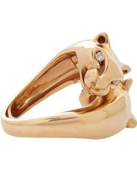 Sidney Garber | White Panther Ring Size Os | Lyst