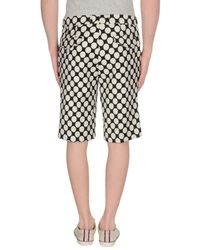 Kris Van Assche - Black Bermuda Shorts for Men - Lyst