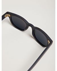 Oliver Peoples - Women'S Afton Matte Black Sunglasses - Lyst