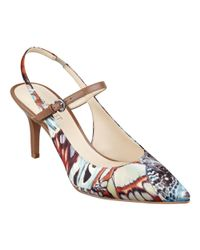 Nine West | Multicolor Klaiman Slingback Pumps | Lyst