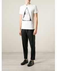 Givenchy - Black Casual Trousers for Men - Lyst