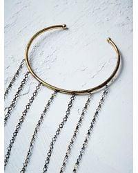 Free People | Metallic Beaufille For Womens Tekke Body Chain | Lyst
