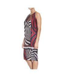 Manila Grace - Multicolor Dress - Lyst
