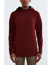 Timberland - Purple Tino Hooded Shirt for Men - Lyst