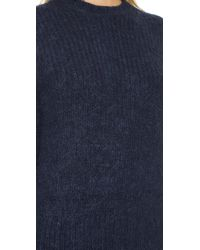 Baldwin Denim - Blue The Madison Sweater - Lyst