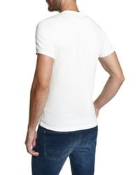 Ted Baker | White Jabiru Eagle Graphic Crew Neck T-shirt for Men | Lyst