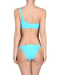 Moschino - Blue Bikini - Lyst