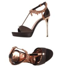 Luis Onofre - Brown Sandals - Lyst