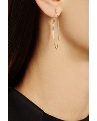 Melissa Joy Manning | Metallic 14-Karat Gold Wishbone Earrings | Lyst