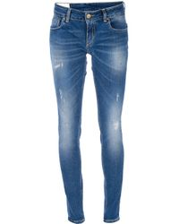 Dondup - Blue Lambda Jean - Lyst