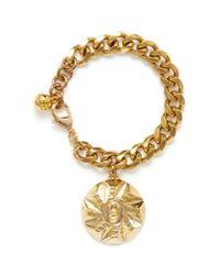 Lulu Frost - Metallic Victorian Plaza Bracelet #9 - Lyst