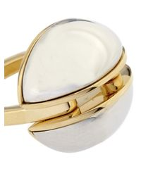 Chloé | Metallic Ellie Ring | Lyst