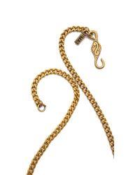 Vanessa Mooney | Multicolor The Fatima Statement Necklace - Gold Multi | Lyst