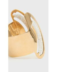 Erin Considine - Metallic Sounding Cuff - Lyst