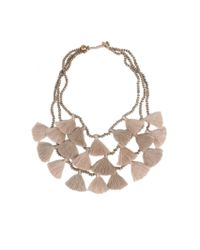 Bluma Project - Multicolor Women's Gia Necklace - Lyst