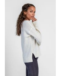 Faherty Brand - Multicolor Santos Cashmere Sweater - Lyst