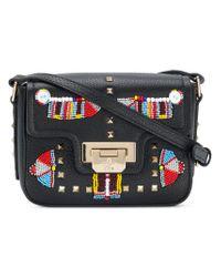 Ash - Black Etno Embellished Salena Bag - Lyst