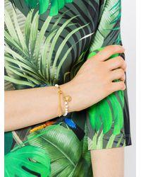 Astley Clarke - White Super Kula Shell Bracelet - Lyst