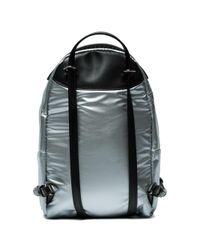 Stella McCartney - Metallic Falabella Backpack - Lyst