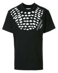 Yoshiokubo - Black Art Craft T-shirt for Men - Lyst