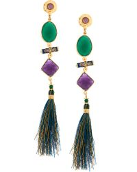 Gas Bijoux - Multicolor Poeme Earrings - Lyst