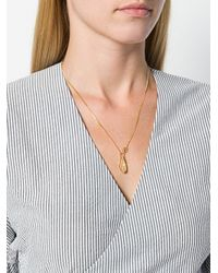 Wouters & Hendrix - Metallic My Favourite Hand Pendant Necklace - Lyst