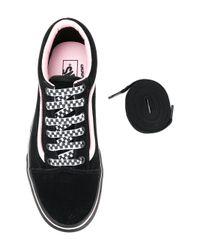 Vans - Black Lazy Oaf X Old Skool Platform Trainers - Lyst