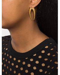 Niomo - Metallic Echoes Earrings - Lyst