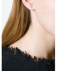 Yvonne Léon - Metallic 'nano' Earring - Lyst