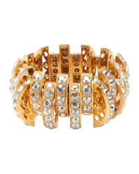 Ca&Lou | Metallic 'cecilia' Bracelet | Lyst