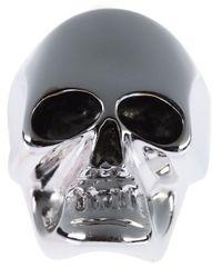 Gavello   Metallic Gold Skull Ring for Men   Lyst