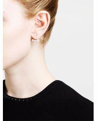 Yvonne Léon - Metallic Yvonne Léon 18kt Gold And Pearl Stud Earring - Lyst