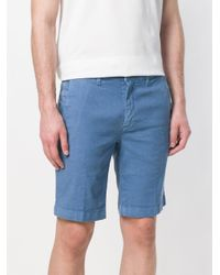 Re-hash - Blue Classic Chino Shorts for Men - Lyst
