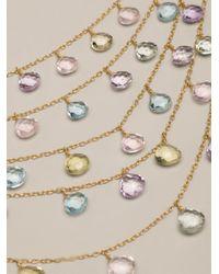 Marie-hélène De Taillac - Metallic Chandelier Bib Necklace - Lyst