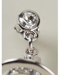 Vivienne Westwood Anglomania - Metallic Orb Earrings - Lyst