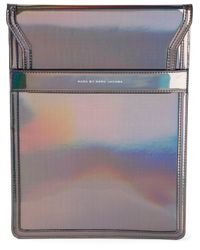 Marc By Marc Jacobs - Metallic 'crystal Clear' Tablet Case - Lyst