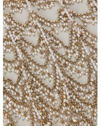 Rosantica   Metallic 'imperatrice' Scalloped Necklace   Lyst