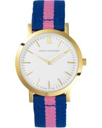 Larsson & Jennings | Black 'liten' Watch | Lyst
