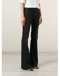 Citizens of Humanity - Black Flared Jeans - Lyst