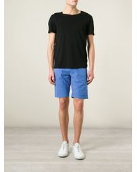 Jacob Cohen - Green Bermuda Shorts for Men - Lyst