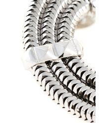 Lara Bohinc | Metallic 'apollo' Earrings | Lyst